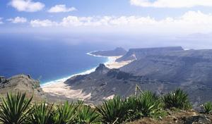 Isola di Sal Capo Verde